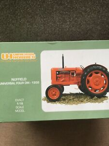 universal hobbies 1 16 scale tractors Nuffield1958