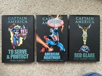 Captain America: To Serve and Protect, American Nightmare, Red Glare HC. Waid