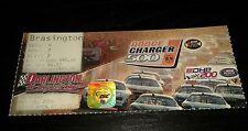 Nascar Darlington Raceway 2006 Dodge Charger 500 ticket stub Greg Biffle Winner