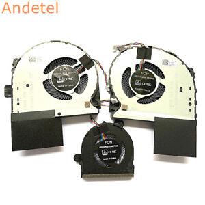 ASUS GL703 gl703GS S7B CPU Cooler Cooling Fan FK08 FK09 FK0A DC 12V 0.4A 4 Pin