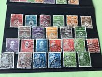 Denmark mixed stamps Ref 51908