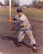 Roy Campanella Signed 8x10 Photo Brooklyn Dodgers reprint