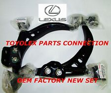 NEW GENUINE LEXUS SC300 SC400 92 - 96  FACTORY OEM RH & LH LOWER CONTROL ARMS