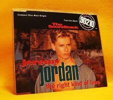 MAXI Single CD Jeremy Jordan The Right Kind Of Love 4TR 1992 (MINT) Hip Hop