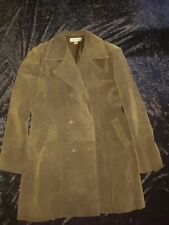 Suede Winter Dry-clean Only Coats & Jackets for Women