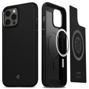 iPhone 12 Pro Max 12 12 Pro 12 Mini Case | Spigen®[Mag Armor] Magsafe Cover