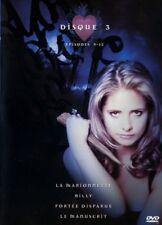 Buffy contre les vampires saison 1 disque 3 épisodes 9 à 12 DVD NEUF
