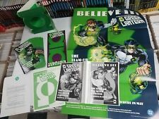 Green Lantern 1998 Rare Dc Retailer Promotional Pack ~ 50+ Posters Promos & More