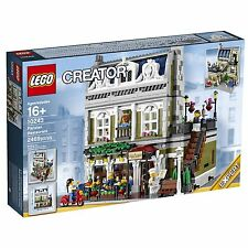 LEGO PARISIAN RESTAURANT 10243 new sealed Creator modular building set Paris