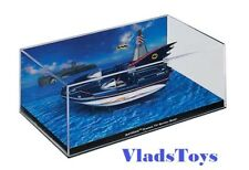 Eaglemoss 1:43 Batman Automobilia Classic TV Series Speedboat Boat #24 w/Mag