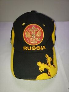 Vintage Style 90s Russia National Soccer Team Unisex Adult Hat