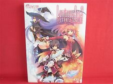 Luminous Arc 2 Will Complete Guide Book / DS