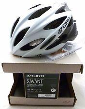 Giro Savant Cycling Helmet Matte White Size XL