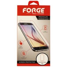 Tech Armor Forge Series Premium Tempered Glass for Samsung Galaxy S6 - Clear