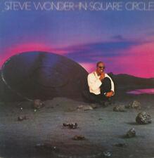 STEVIE WONDER In Square Circle Disque VINYL LP 33 T ZL72005 Italy 1985