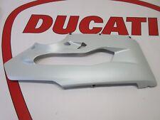 Ducati right hand lower fairing panel white matt 48013772AW Panigale 959
