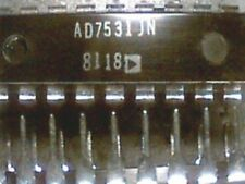 AD AD7531JN DIP-18 10-Bit  12-Bit Binary Multiplying D/A