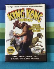 King Kong and Friends (DVD, 2014)