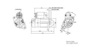 New Starter  TYC  1-17849