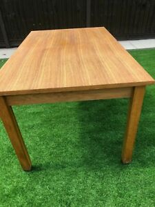 CLEARANCE Next Solid Oak 6 Seater Dining Table