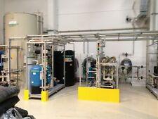 15 qm/h große Reinstwasseranlage für Prozesswasser bauj 2009 ENVIRO