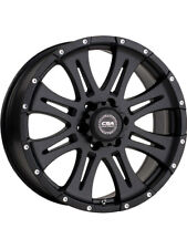 CSA WHEEL 17X8 RAPTOR (LARGE CAP) SATIN BLACK (PCD:5X150  OFFSET:P47)