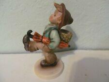 Hummel Figurine Globe Trotter Estate Find