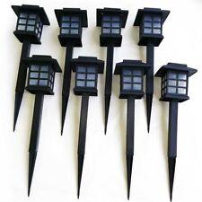 8 x LED Solarleuchte Solar Leuchten Solarlampe Gartenleuchten Garten