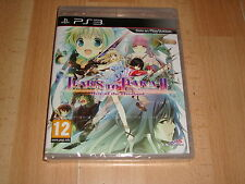 TEARS TO TIARA II HEIR OF THE OVERLORD RPG PARA LA SONY PS3 NUEVO PRECINTADO