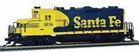 MANTUA 414101 HO SCALE Santa FE #3036 EMD Gp-20 MRC DC/DCC Sound