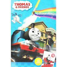 Thomas And Friends Magic Colour Book Art Book School Children Kids C2