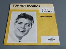 "Cliff Richard Summer Holiday Dutch 7"" single"