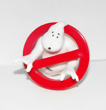 Ghostbusters Ghost Logo 2 inch Plastic Figurine Ghost Busters Figure GBF100