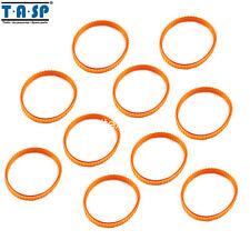 10 Pack Power Planer Drive Belt for Makita 1900B 225007-7 BKP180 KP0800 KP0810
