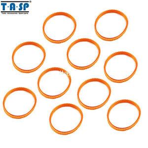 10 Pack Planer Drive Belt for Makita KP0800 KP0810 1900B 225007-7 BKP180