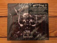 Motörhead – Protect The Innocent 1997 Castle ESF CD 562 4CD Box Set Sealed Mint