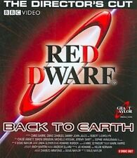 Red Dwarf Back to Earth 0883929085057 With Chris Barrie Blu-ray Region a