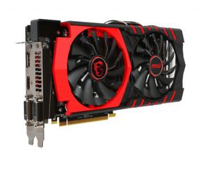 MSI AMD Radeon R9 380 Gaming 2G Graphics Card