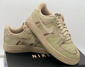 "Nike Air Force 1 Low "" Reflective Desert Camo "" Size UK 6 Jordan / Dunk"
