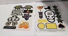 XBOX 360 Guitar Hero 2 Red Octane 2007 Stickers