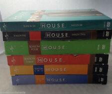 House M.D. Complete Seasons 1-6 Series DVD Box Sets 1,2,3,4,5,6