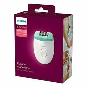 Philips Satinelle Essential Corded Compact Epilator - BRE224/00