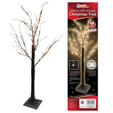 1.2M Cherry Blossom Tree with 48 LED Lights Winter Christmas Garden Xmas Outdoor
