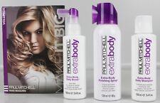 Paul Mitchell HaarSet Extra Body Daily Shampoo Boost Finishing Spray 325ml V580