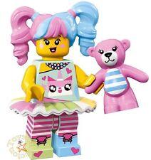 LEGO MINIFIGURES SERIE THE NINJAGO MOVIE - N-POP GIRL 71019 ORIGINAL MINIFIGURA