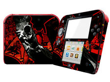 Batman Skin Sticker Decal Wrap Full Set Console for Nintendo 2DS