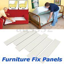 6 X Furniture Savers Sagging Sofa Cushion Support Seat Saver Repair Fix Panels