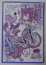 Carte postale Slimane marchand de 4 saisons Larbi Mechkour   postcard