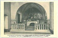 26555   CARTOLINA d'Epoca - LECCO : Mondonico 1932