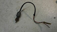 1963-1966 Honda C200 C-200 touring 90cc H560-2 Rear Brake Switch #1